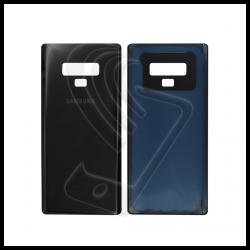 Vetro posteriore scocca per Samsung Galaxy Note 9 nero