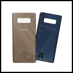 Vetro posteriore per Samsung Galaxy Note 8 N950F oro