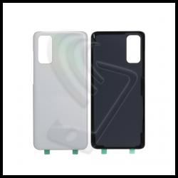 Vetro posteriore back cover per Samsung Galaxy S20 G980F bianco