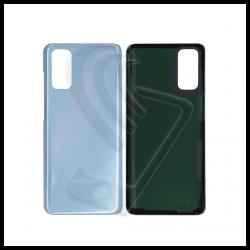Vetro posteriore back cover per Samsung Galaxy S20 G980F blu