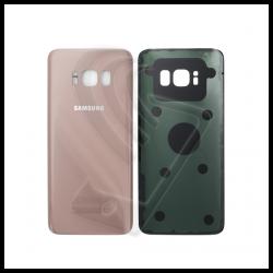 VETRO POSTERIORE SCOCCA Samsung Galaxy S8 G950F BACK COVER Rosa Pink