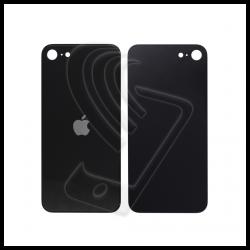 Scocca vetro posteriore nero per Apple iPhone SE 2020