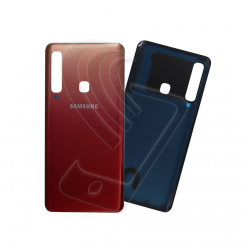 Vetro posteriore back cover per Samsung Galaxy A9 2018 SM-A920F rosa
