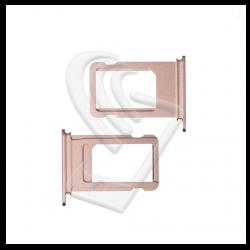CARRELLO SLOT SIM Per APPLE iPhone 7 VASSOIO LETTORE TRAY Oro Rosa / Rose Gold