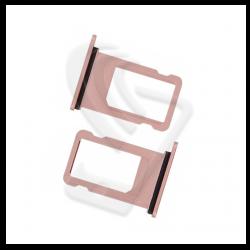 CARRELLO SLOT SIM Per APPLE iPhone 8 VASSOIO LETTORE TRAY Oro Rosa / Rose Gold