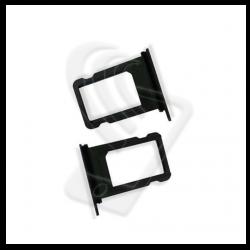 CARRELLO SLOT SIM Per APPLE iPhone X VASSOIO LETTORE TRAY Nero / Black