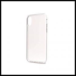 Cover custodia morbida trasparente gel silicone per Apple iPhone X - XS
