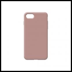 Cover morbida in silicone per Apple iPhone 6G nude