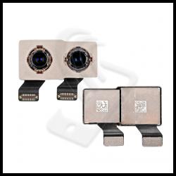 Fotocamera posteriore Per Apple iPhone X Flat Flex Back Retro Camera 12 MP