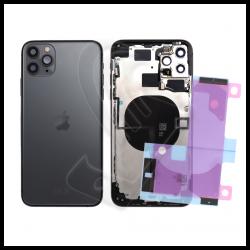 Back cover per Apple iPhone 11 Pro nero