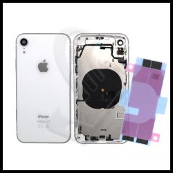Scocca posteriore Back Cover Housing con flex per Apple iPhone XR Bianco