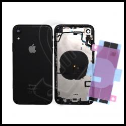 Scocca posteriore Back Cover Housing con flex per Apple iPhone XR nero