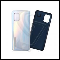VETRO POSTERIORE SCOCCA Per Xiaomi MI 10 Lite 5G BACK COVER COPRI BATTERIA Colore Bianco (Dream White)