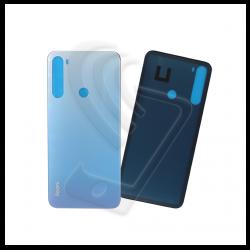 VETRO POSTERIORE SCOCCA Per Xiaomi Redmi Note 8 BACK COVER COPRI BATTERIA Colore Bianco (Moonlight White)