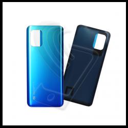 VETRO POSTERIORE SCOCCA Per Xiaomi MI 10 Lite 5G BACK COVER COPRI BATTERIA Colore Blu (Aurora Blue)