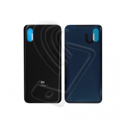 Scocca posteriore per Xiaomi Mi 8 Pro vetro nero