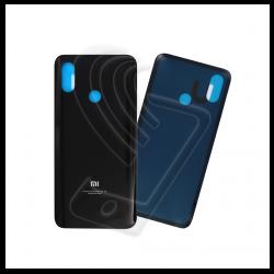 VETRO POSTERIORE SCOCCA Per Xiaomi MI 8 M1803E1A BACK COVER COPRI BATTERIA Colore Nero (Black)