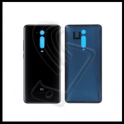 VETRO POSTERIORE SCOCCA Per Xiaomi MI 9T / MI9T PRO BACK COVER COPRI BATTERIA Colore Nero (Carbon Black)