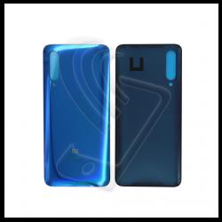 VETRO POSTERIORE SCOCCA Per Xiaomi MI 9 M1902F1G BACK COVER COPRI BATTERIA Colore Blu (Blue)