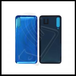 VETRO POSTERIORE SCOCCA Per Xiaomi MI A3 / MI CC9 E BACK COVER COPRI BATTERIA Colore Blu (Blue)