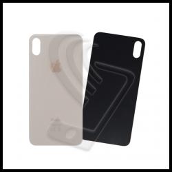 VETRO POSTERIORE SCOCCA iPhone XS Max copri batteria Colore Oro