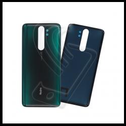 VETRO POSTERIORE SCOCCA Per Xiaomi Redmi Note 8 Pro BACK COVER COPRI BATTERIA Colore Verde (Forest Green)