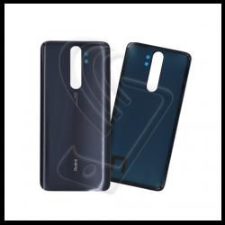 VETRO POSTERIORE SCOCCA Per Xiaomi Redmi Note 8 Pro BACK COVER COPRI BATTERIA Colore Grigio (Mineral Grey)