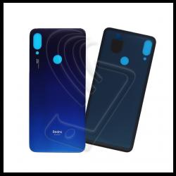 VETRO POSTERIORE SCOCCA Per Xiaomi Redmi Note 7 / 7 Pro BACK COVER BATTERIA Colore Blu (Blue)