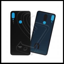 VETRO POSTERIORE SCOCCA Per Xiaomi Redmi Note 7 / 7 Pro BACK COVER BATTERIA Colore Nero (Black)